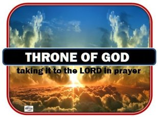 Going Before The Throne of God