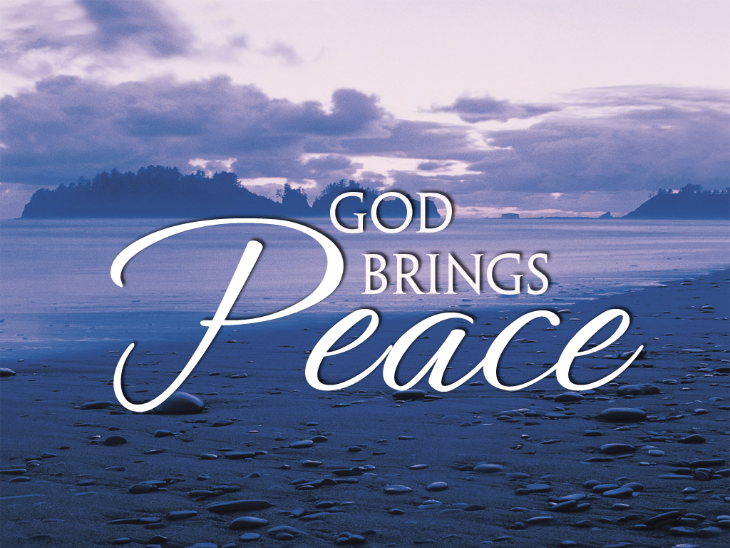 Image result for peace in God