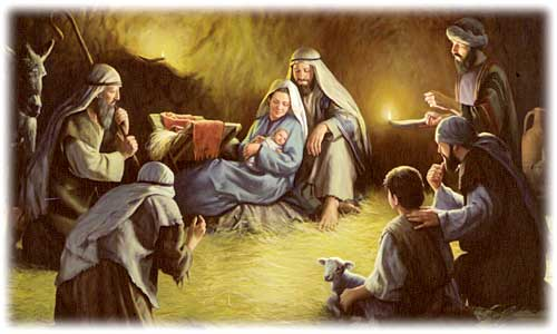 Jesus' birth1