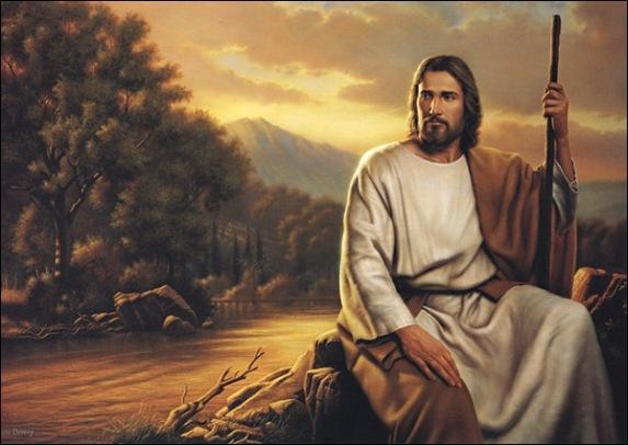 Jesus Rested