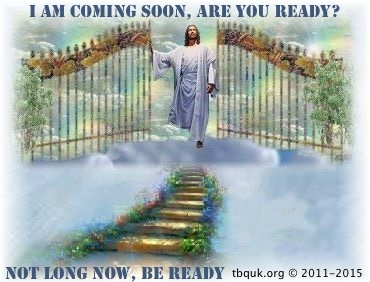 Jesus at the gate